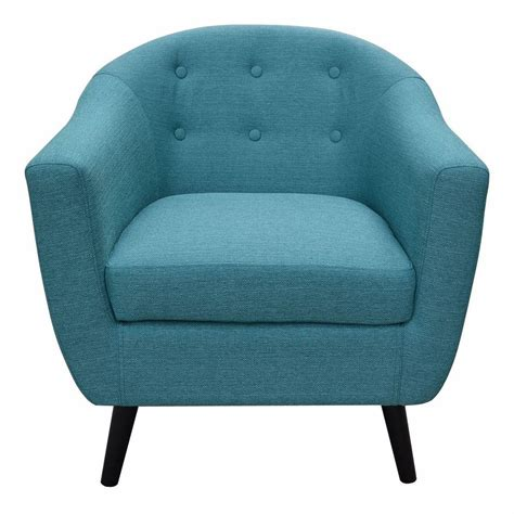 Turquoise Accent Chair Home Decorators Collection Modern Fabric Accent Chair In Turquoise Cnf1567 The Home Depot