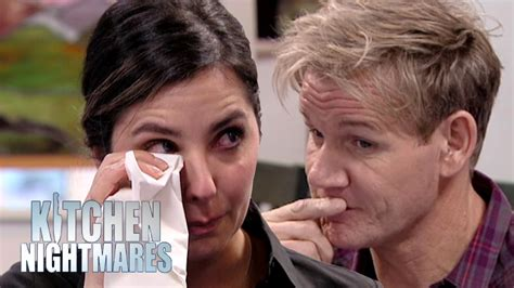 Kitchen Nightmares Yannis by Controlling Owner Reduces His Family To Tears Kitchen
