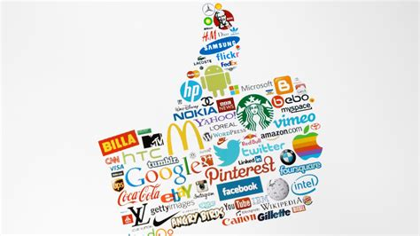 Brands To Buy For by 10 Brand Logos With Messages
