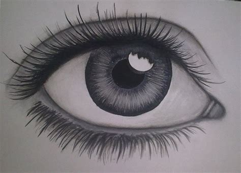 realistic eye realistic eye from new how to draw a realistic eyeball draw