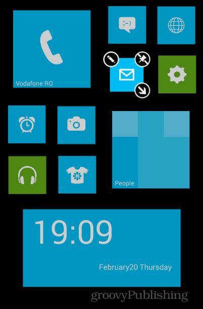 Android Like Windows Phone by Make Android Look Like Windows Phone With Launcher 8