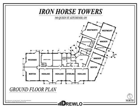 lift floor plan iron horse towers kitchener ontario drewlo holdings