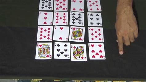 Sulap Kartu Melayang trik sulap kartu membaca pikiran penonton doovi