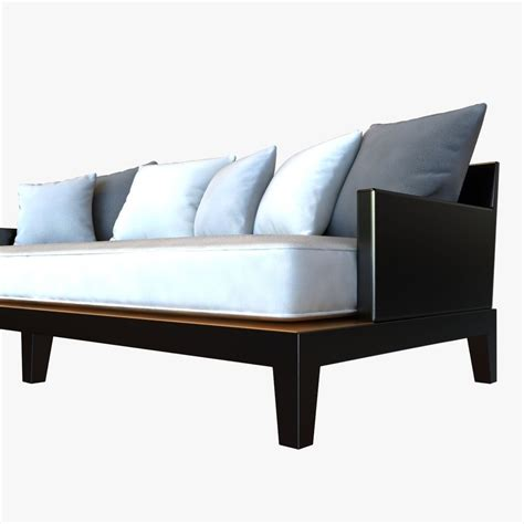christian liaigre sofa christian liaigre sofa for holly hunt opium 3d model max