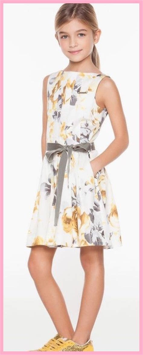 Elegante 17 Best Ideas About Vestidos Para Ni 241 As De 11 A 241 Os Modernos Vestidos De Gala