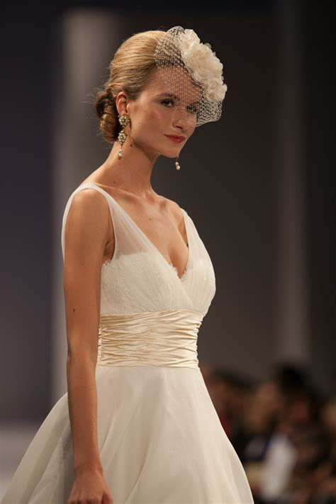 Vintage Bridal Hairstyles 2013 by Fall 2013 Wedding Hairstyle Trends Vintage Updo Onewed