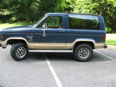 how things work cars 1986 ford bronco parental controls ford bronco ii 1986 4x4 suv easy restoration or fight snow as is classic ford bronco ii 1986