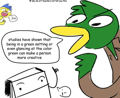 why is green not a creative color get your meme on hug creepypasta and memes