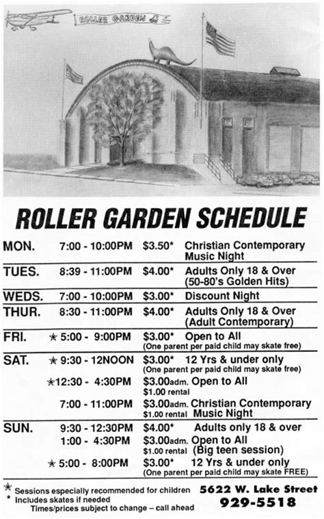 Roller Garden St Louis Park by Pastime Arena Roller Garden St Louis Park Historical Society