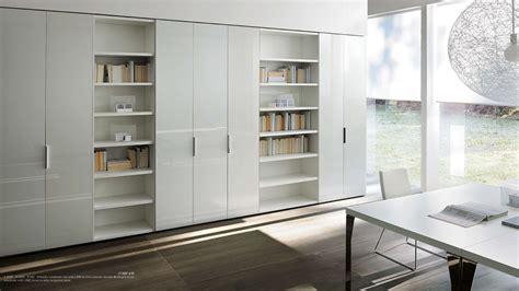 librerie poco profonde sangiacomo hinged door