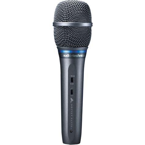 audio technica ae 5400 condenser handheld microphone ae5400 b h