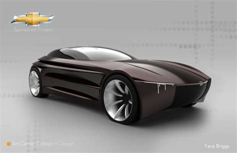 Future 2020 Chevrolet by 2020 Chevy Era Concept Automatons