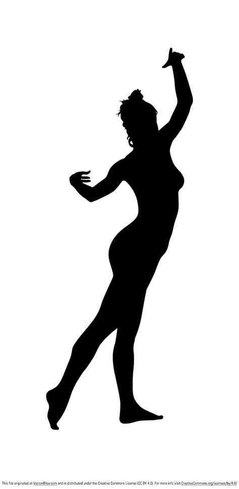 dancer free vector art