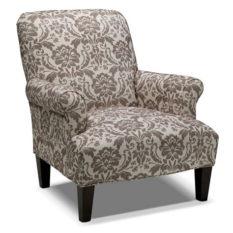 Living Rooms With Accent Chairs by Candice Upholstery Accent Chair Value City Furniture