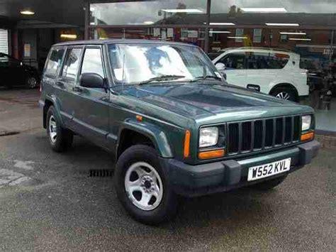 Jeep W Jeep 2000 W 2 5 Sport Td 5d 114 Bhp Diesel Car