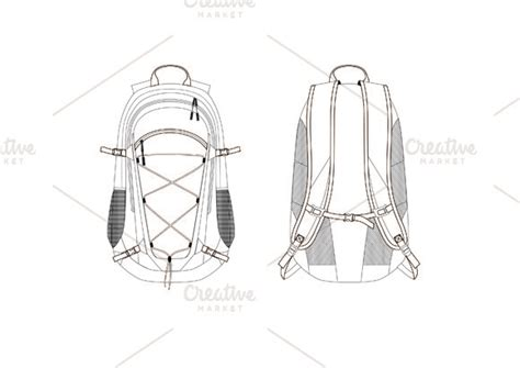 backpack template soccer promo templat free 187 designtube creative