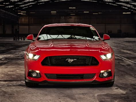 all new mustang sprints 0 100 km h in 5 seconds