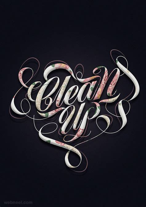 design inspiration type 30 awesome and creative typographic designs and typography