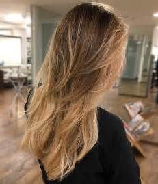 pictures of best hair style for stringy hair best 25 long layered bangs ideas on pinterest