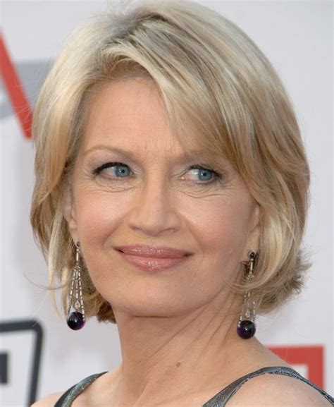 hairstyles for age 48 diane sawyer short hair styles best short haircut for