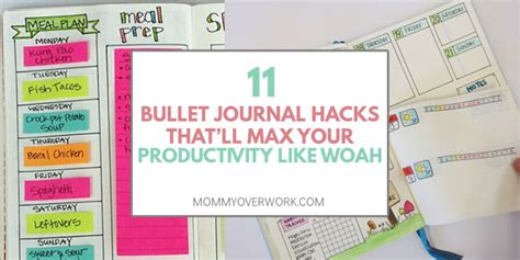 bullet journal hacks 11 best bullet journal hacks you cannot miss