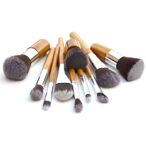 Kuas Make Up Brush 5 In 1 5in1 Toko Tessa cosmetic make up brush 11 set with pouch kuas make up jakartanotebook