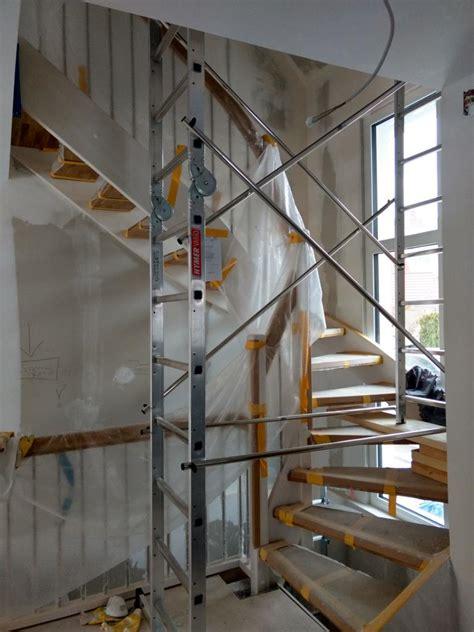 Treppe Tapezieren by Galerie Tapezieren Projekt Haus
