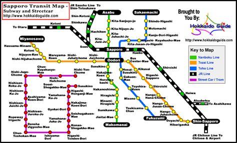 printable map hokkaido sapporo map my blog