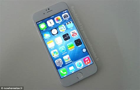 Hp Iphone 6 China iphone 6 fakes already on sale on daily