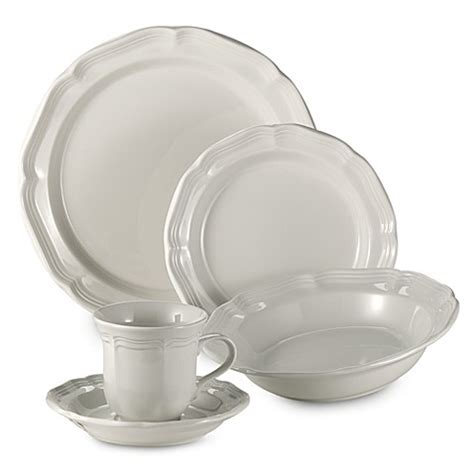 bed bath and beyond dishes mikasa 174 french countryside dinnerware collection bed