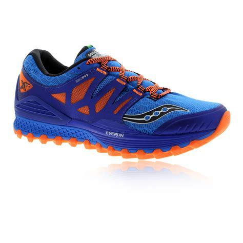saucony trail running shoes saucony xodus iso trail running shoes ss17 40