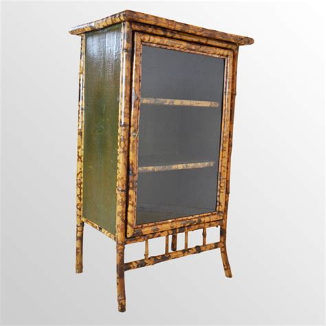 bamboo cabinet bamboo cabinet chinese lacquer display cupboard antiques