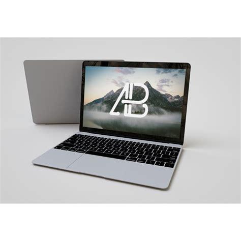laptop psd template laptop mock up psd file free