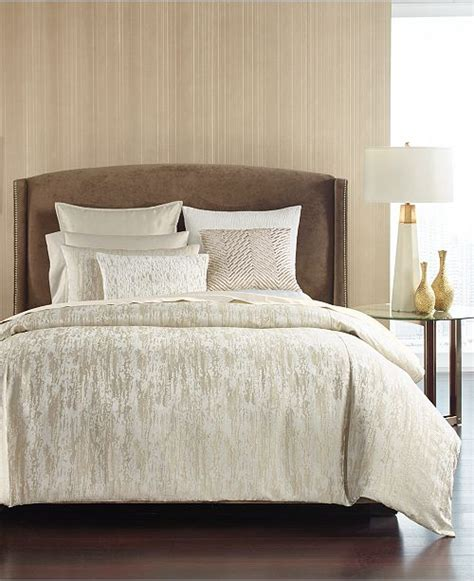 Macy Bed by Hotel Collection Opalescent King Duvet Cover Created For
