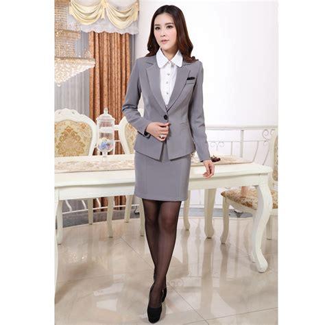 women working suits designs ladies office skirt suit new 2015 uniform designs women