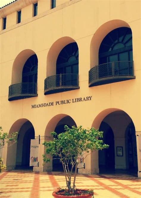 Number Search Miami Dade Miami Dade Library System Wikidata