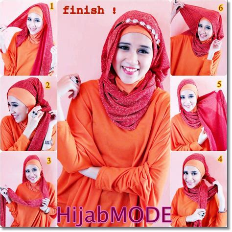 tutorial jilbab pashmina jersey top winter hijab styles with tutorials 2017 18 that will