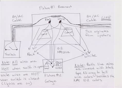 wiring diagram for upstairs lights wiring diagram