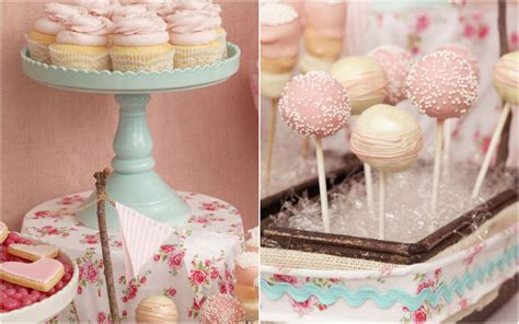 shabby chic wedding shower ideas zoe s shabby chic bridal shower trueblu bridesmaid