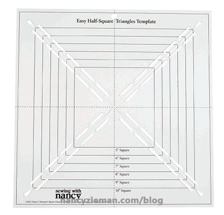 square templates for quilting nancy zieman s illusion quilts made easy slip knot