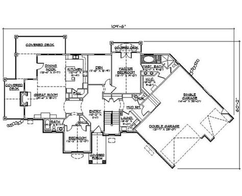 side entry garage house plans this 2378 square feet traditional style 5 bedroom 4 bath