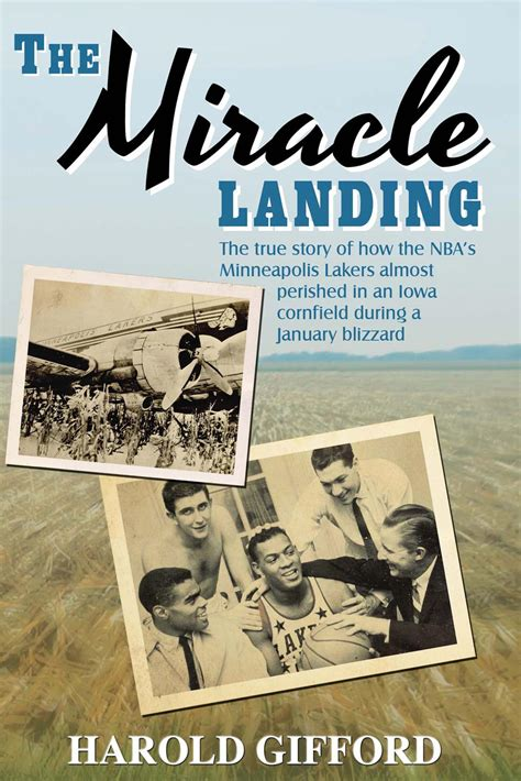 Miracle Landing Free Signalman Releases The Miracle Landing True Story Of The Minneapolis Lakers Crash Landing In