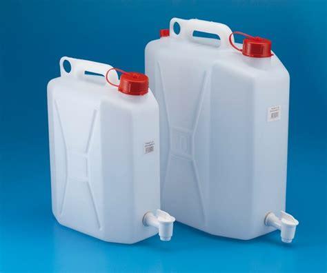 rubinetto per tanica tanica con rubinetto per acqua potabile lt 10 n0110125