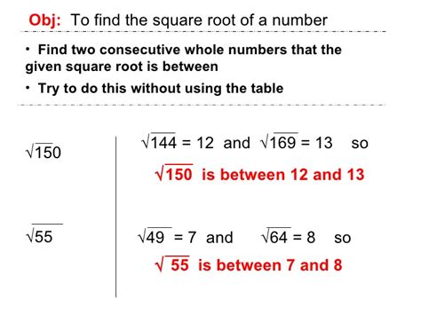 what is the square root of 1000 section 2 7 square roots algebra