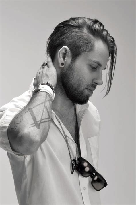 undercut mens hair while growing out 30 trendiest undercut hairstyles for men