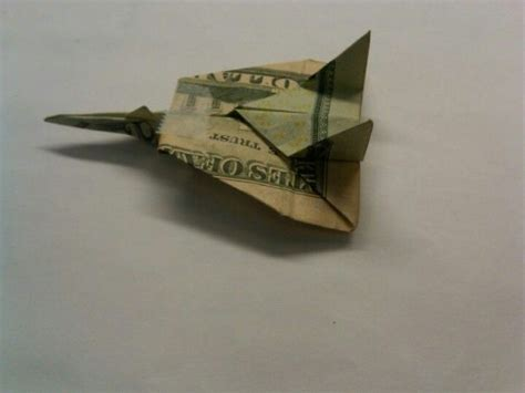 Dollar Origami Plane - 17 best images about dollar money origami on