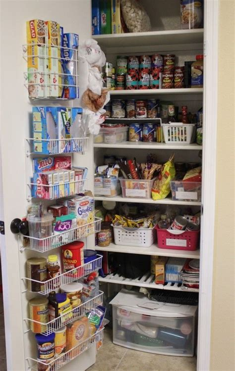 Food Pantry Organizer Ideas Food Pantry Organization Pictures Photos And Images For