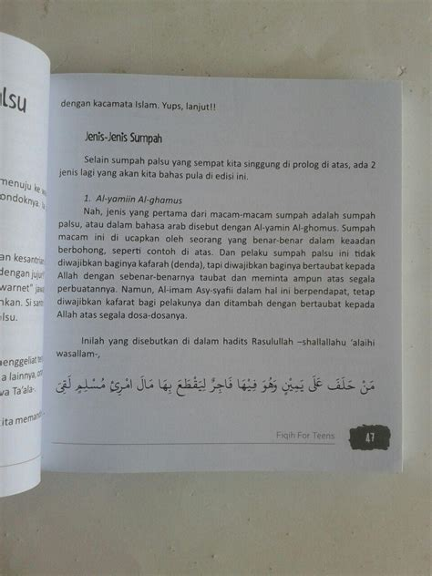Standar Ganda Membuka Kacamata Keadilan Muslim Rumah Ilmu buku fiqih islam for fiqih untuk remaja