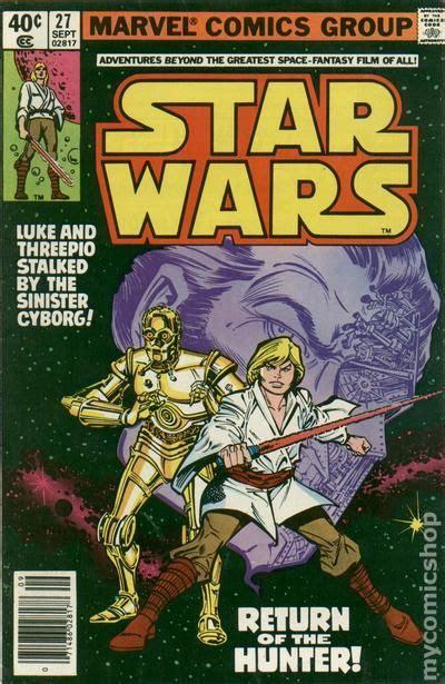 star wars n 27 8416816565 star wars 1977 marvel 27 fn 6 0