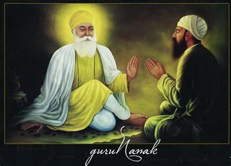 biography of guru nanak in hindi ग र न नक ग र पर व guru nanak guru parv hindpatrika